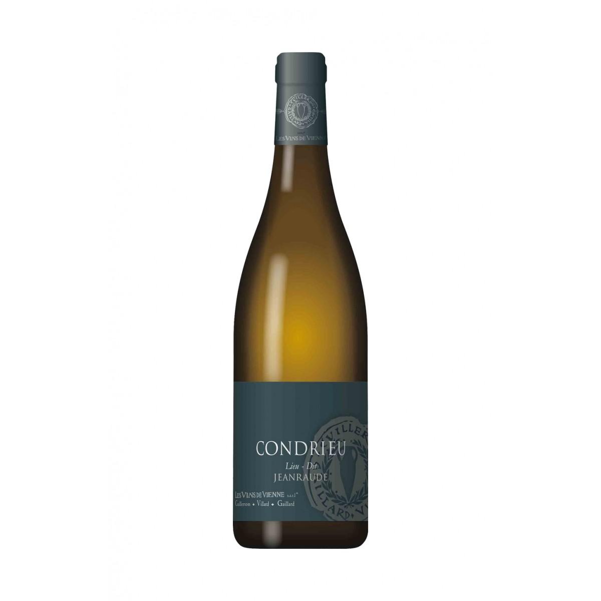 Condrieu Jeanraude 2015 - Les Vins de Vienne