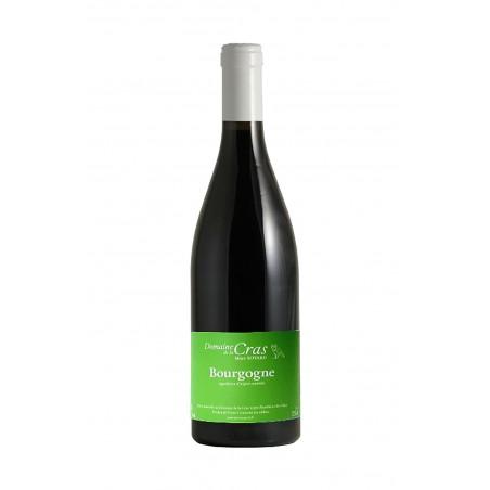 Bourgogne Chardonnay 2018 - Domaine de la Cras