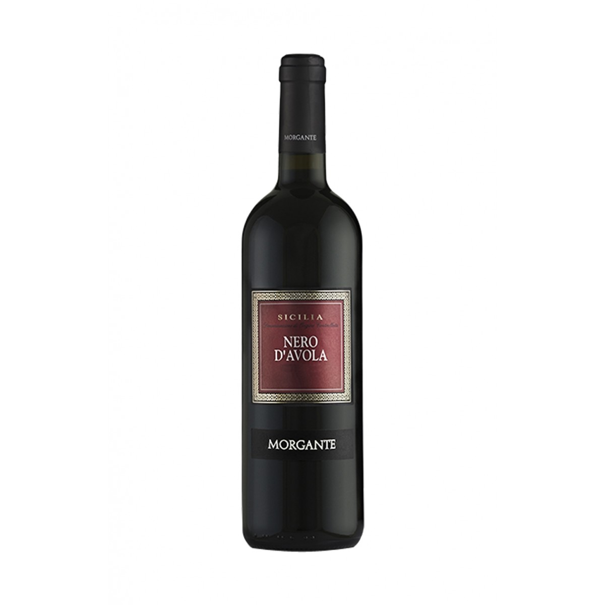 Nero d'Avola 2015 - Morgante