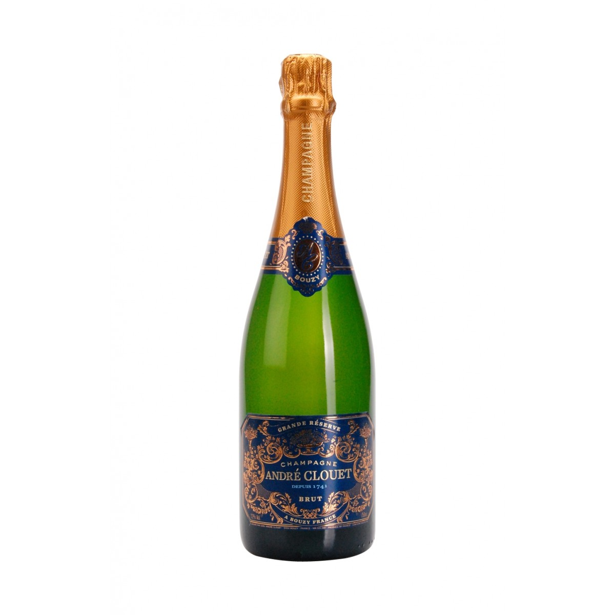 Champagne Grande Reserve Brut -  Andrè Clouet
