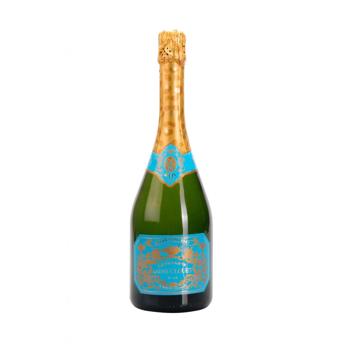Champagne Grand Cru Brut Millesime 2009 - Andrè Clouet