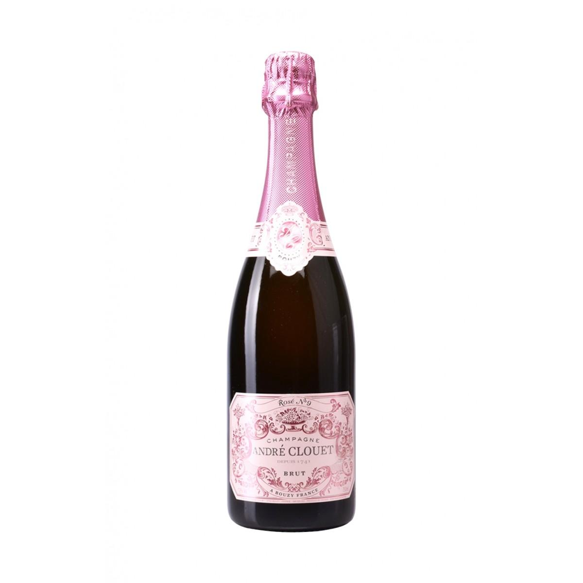 Champagne Rosè Grand Cru Brut - Andrè Clouet