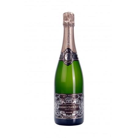 Champagne Silver Grand Cru Brut Nature Pas Dosè - Andrè Clouet