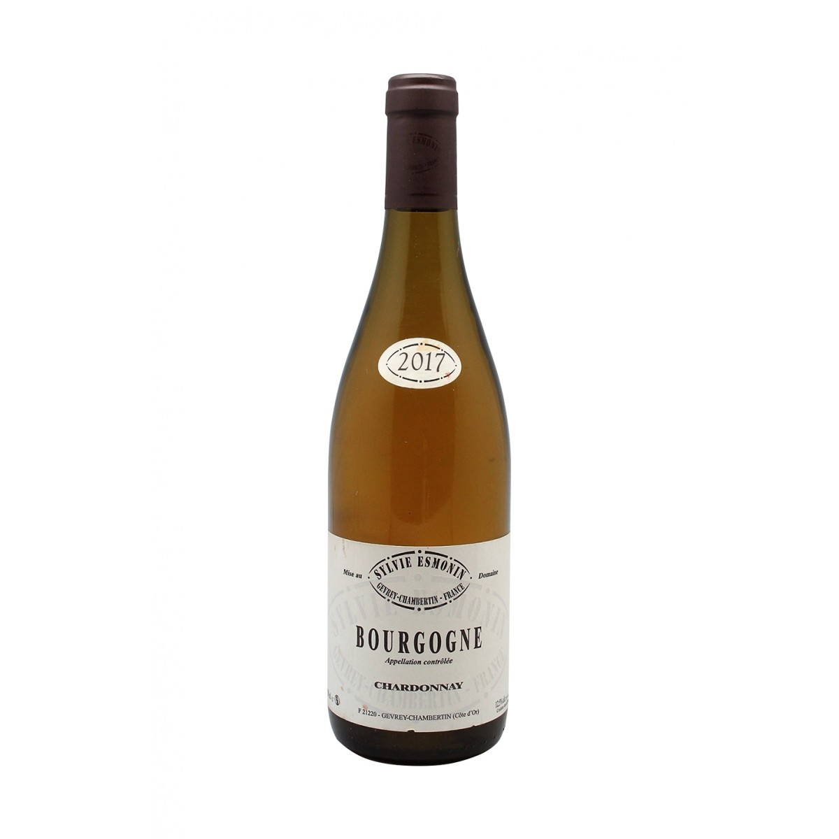 Bourgogne Blanc 2017 - Domaine Sylvie Esmonin