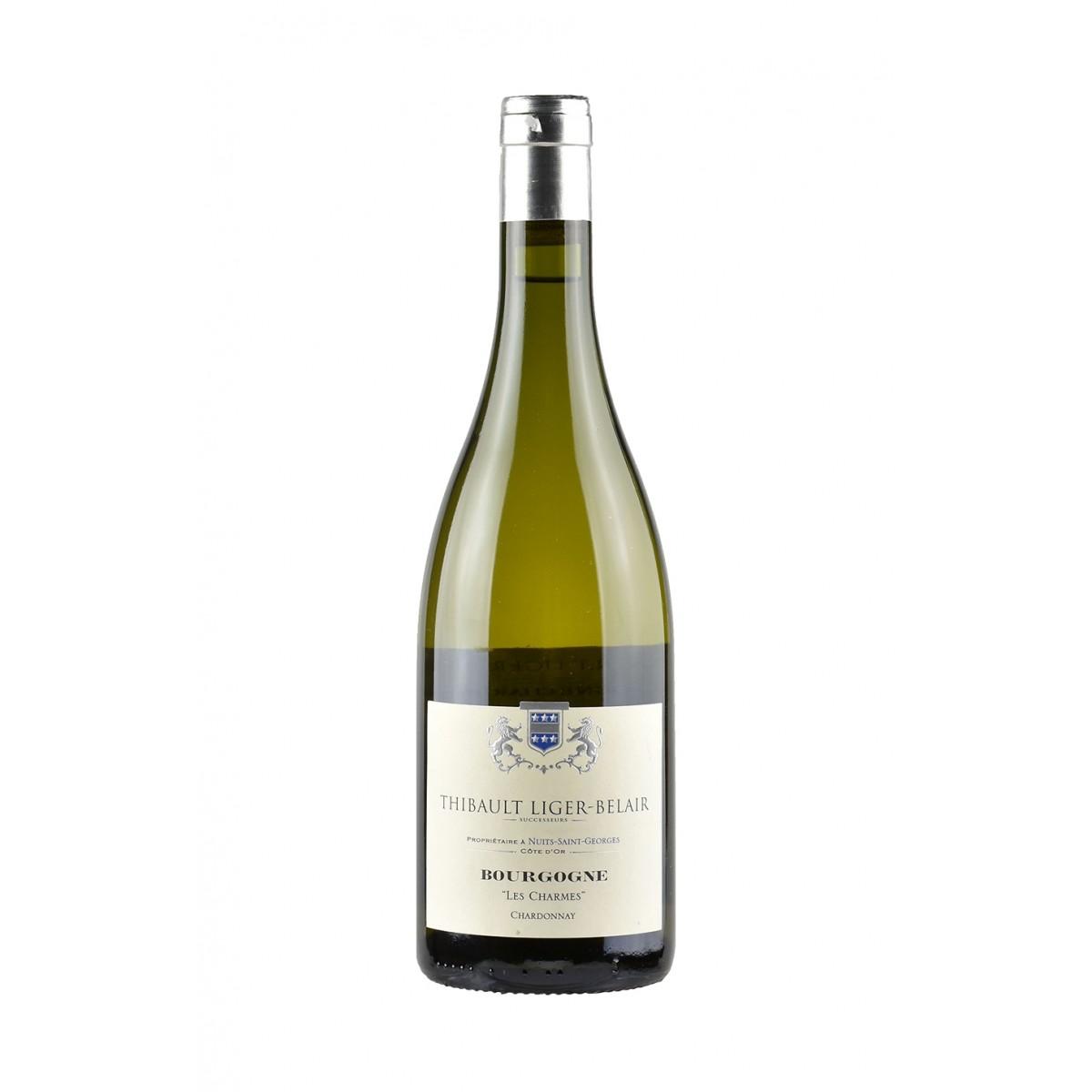 Bourgogne Chardonnay Les Charmes 2016 - Domaine Thibault Ligier-Belair