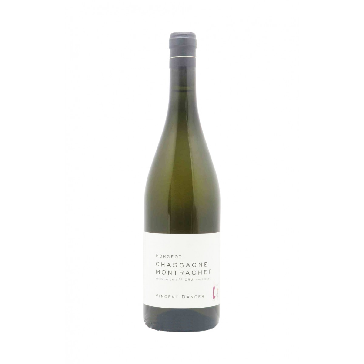 Chassagne Montrachet 1er Cru Morgeot Blanc 2017 - Domaine Vincent Dancer