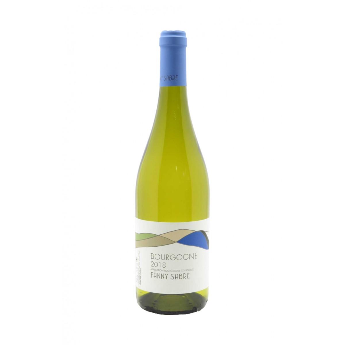 Bourgogne Blanc 2018 - Domaine Fanny Sabre