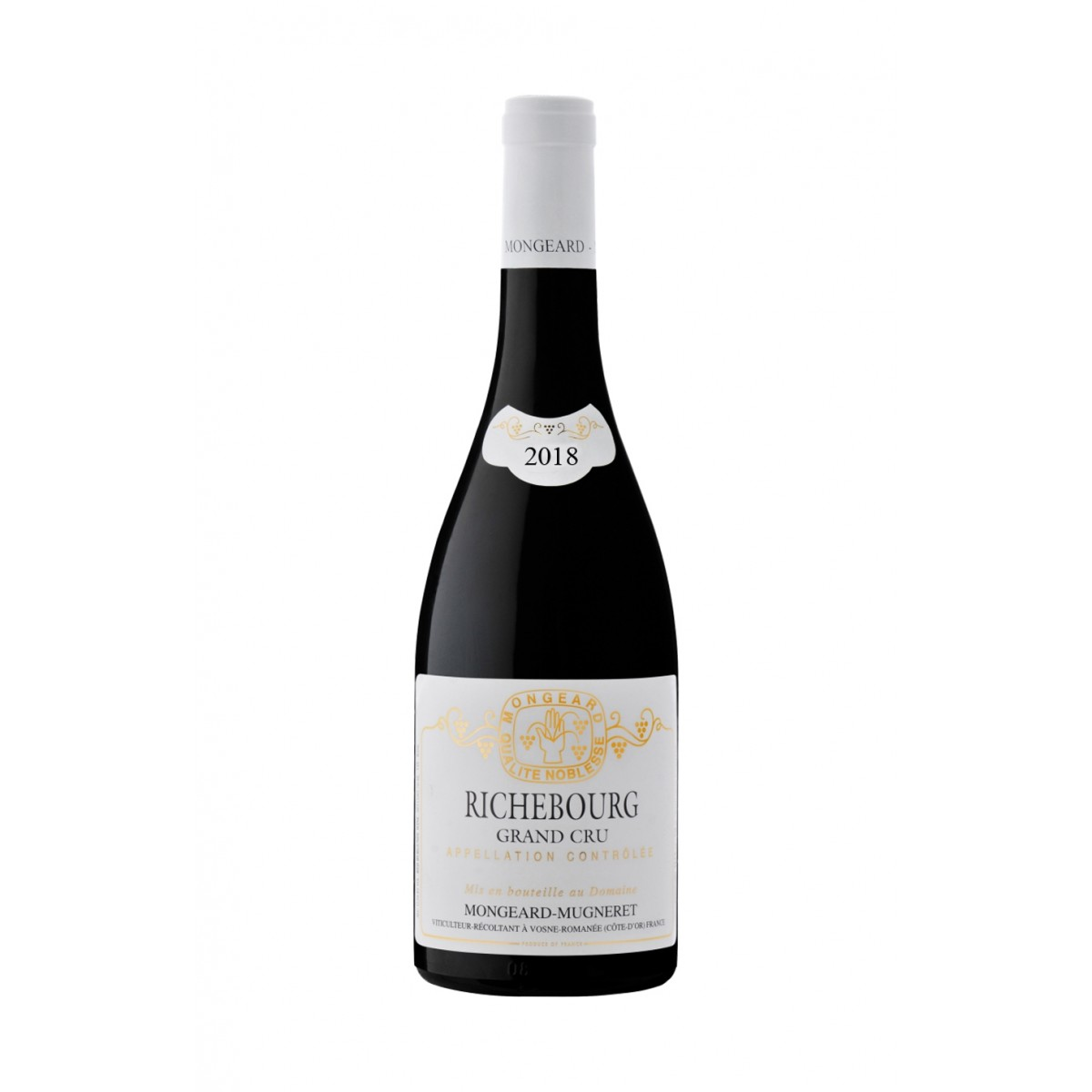 Richebourg Grand Cru 2018 - Domaine Mongeard-Mugneret