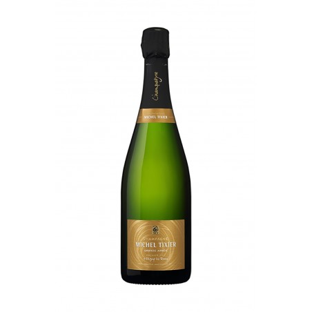 Champagne Brut Grande Année 1er Cru Magnum - Michel Tixier