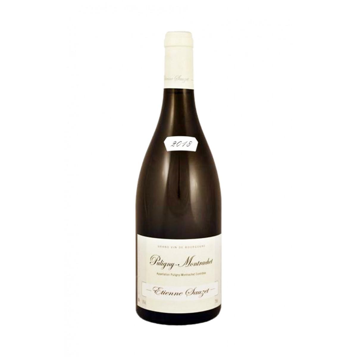 Puligny-Montrachet 2018 - Domaine Etienne Sauzet
