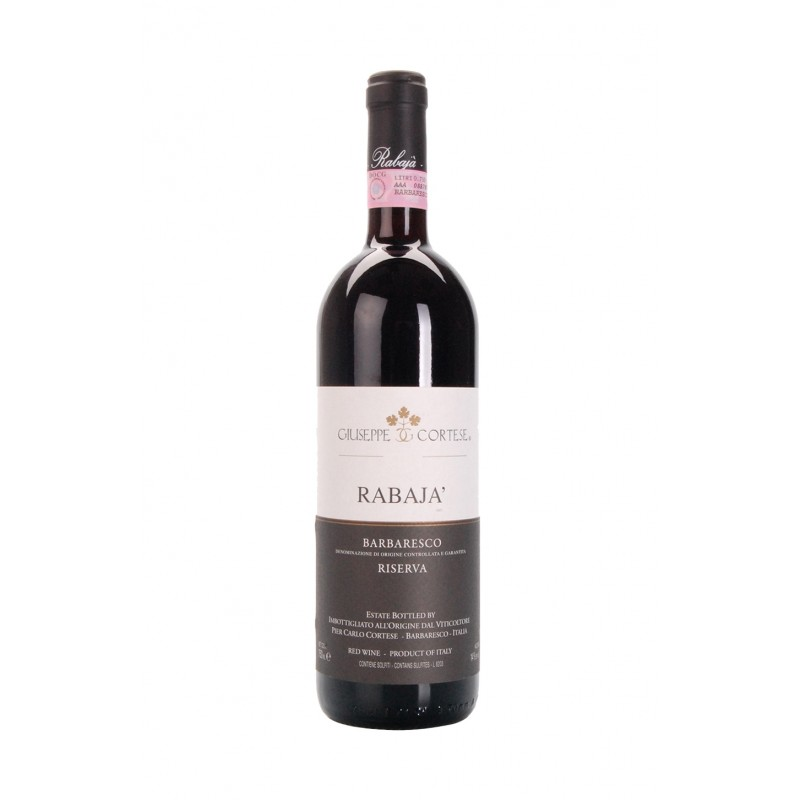 Barbaresco Rabaja' Riserva 2013 Magnum - Giuseppe Cortese