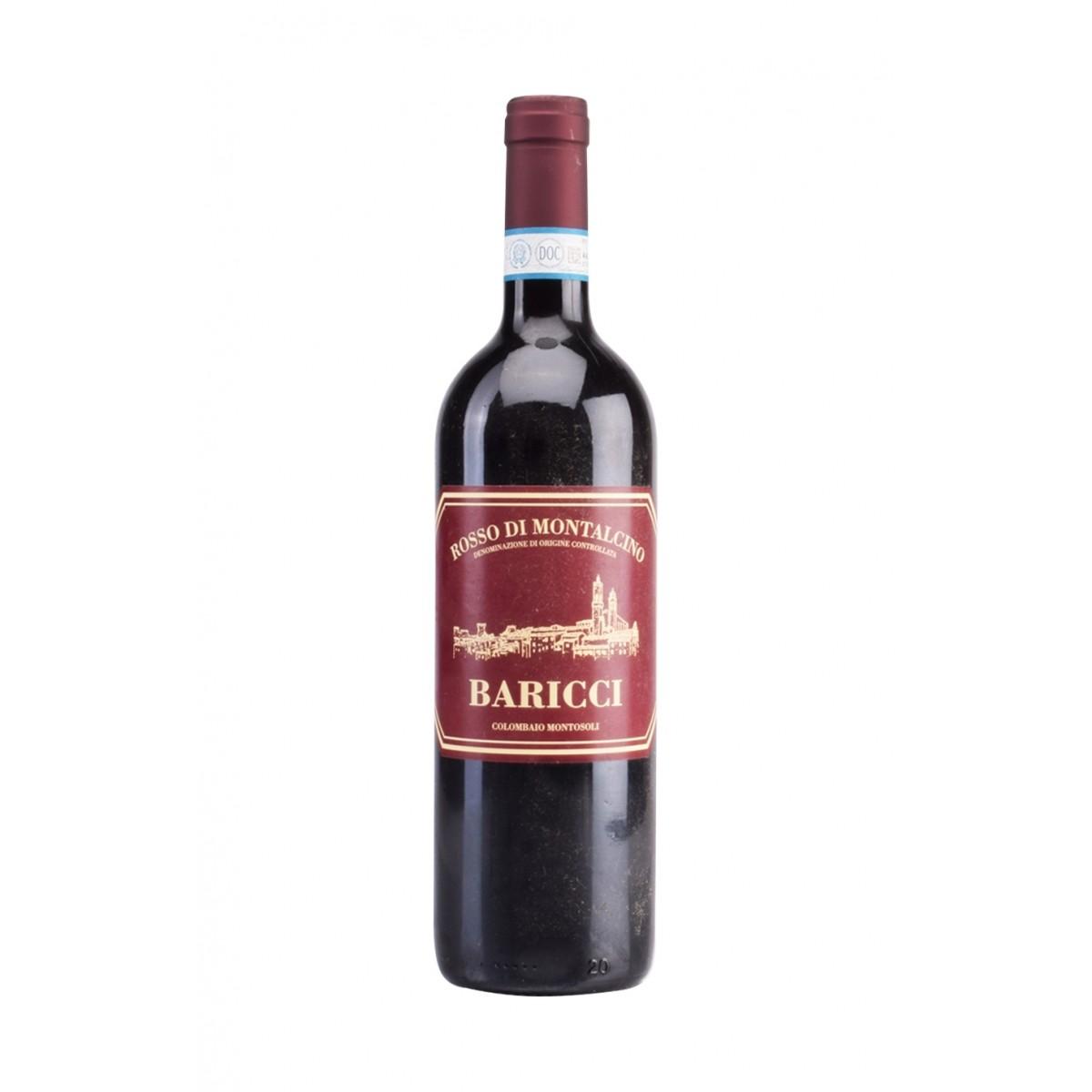 Rosso di Montalcino 2017 - Baricci