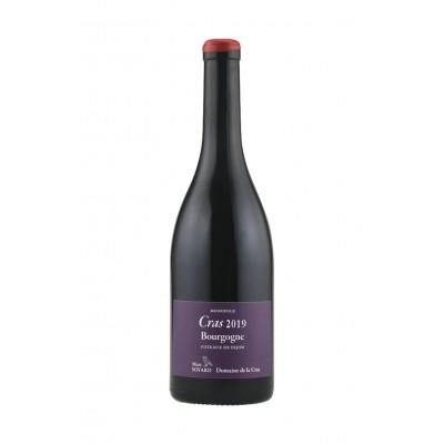 """Bourgogne Pinot Noir """"Cras"""" 2019 - Domaine de la Cras"""