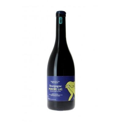 """Bourgogne Pinot Noir """"Montre Luc"""" 2019 - Domaine de la Cras"""