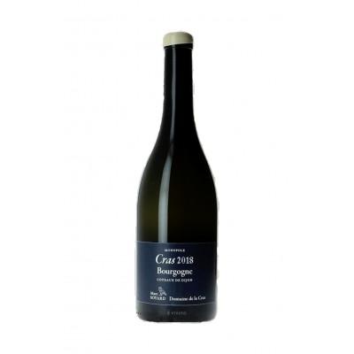"""Bourgogne Chardonnay """"Cras"""" 2019 - Domaine de la Cras"""