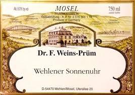 WEINGUT DR. F. WEINS-PRUM