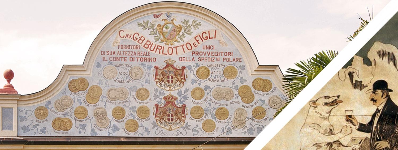 Commendator G.B. Burlotto