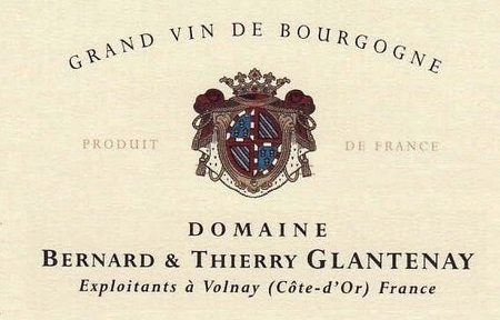 Domaine Bernard et Thierry Glantenay