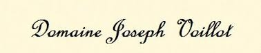 Domaine Joseph Voillot