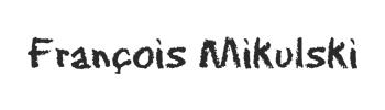 Domaine François Mikulski